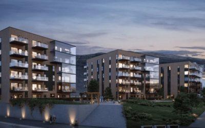 Forretnings- og forvaltningskontrakt med Sameiet Sjøkanten Park i Tromsø
