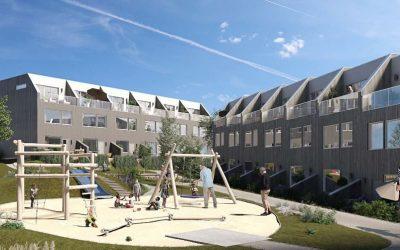 Ny totalkontrakt for prosjektet Storelvtun i Tromsø