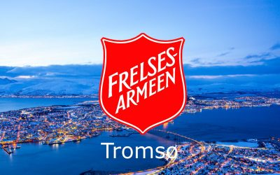 Agio Forvaltning donerer til Frelsesarmeen Tromsø