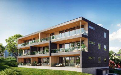 Ny totalkontrakt for prosjektet Idrettsveien 2 på Finnsnes